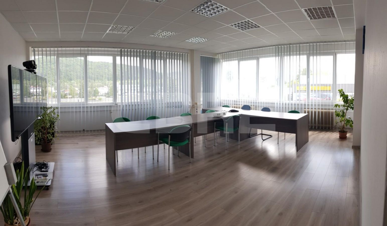 VÚS, Banská Bystrica | Prenájom kancelárií od CBRE | 1