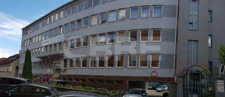 Kancelárie Kuzmányho, Banská Bystrica, Banská Bystrica | Prenájom kancelárií od CBRE