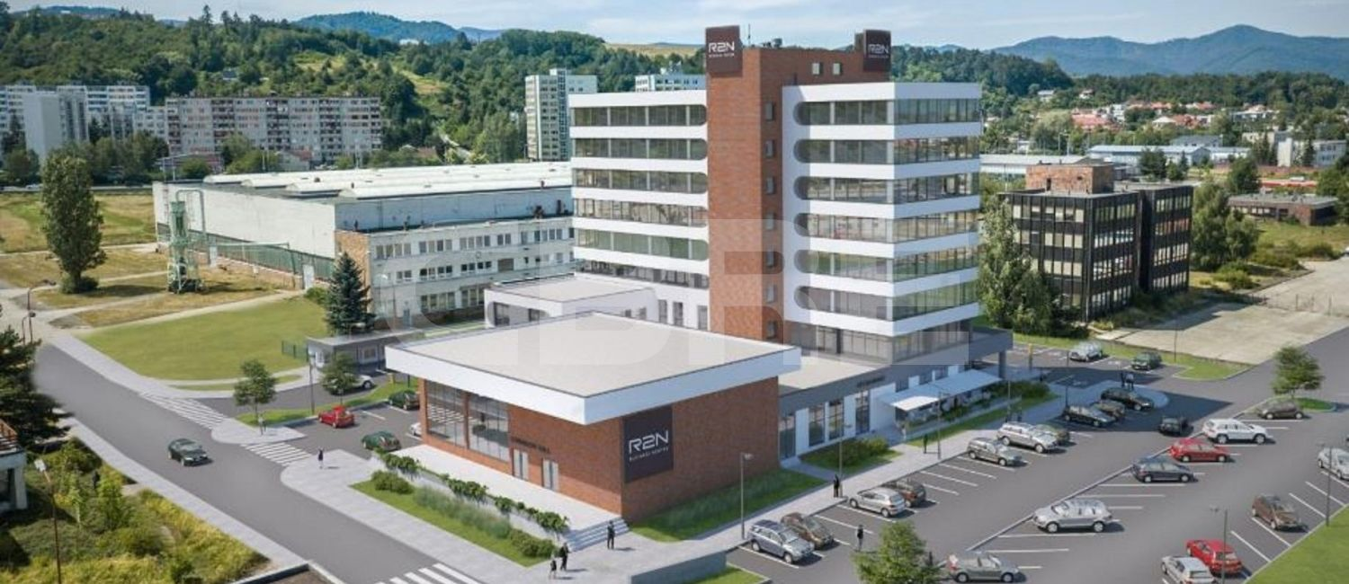 R2N Business Center, Banská Bystrica | Offices for rent by CBRE