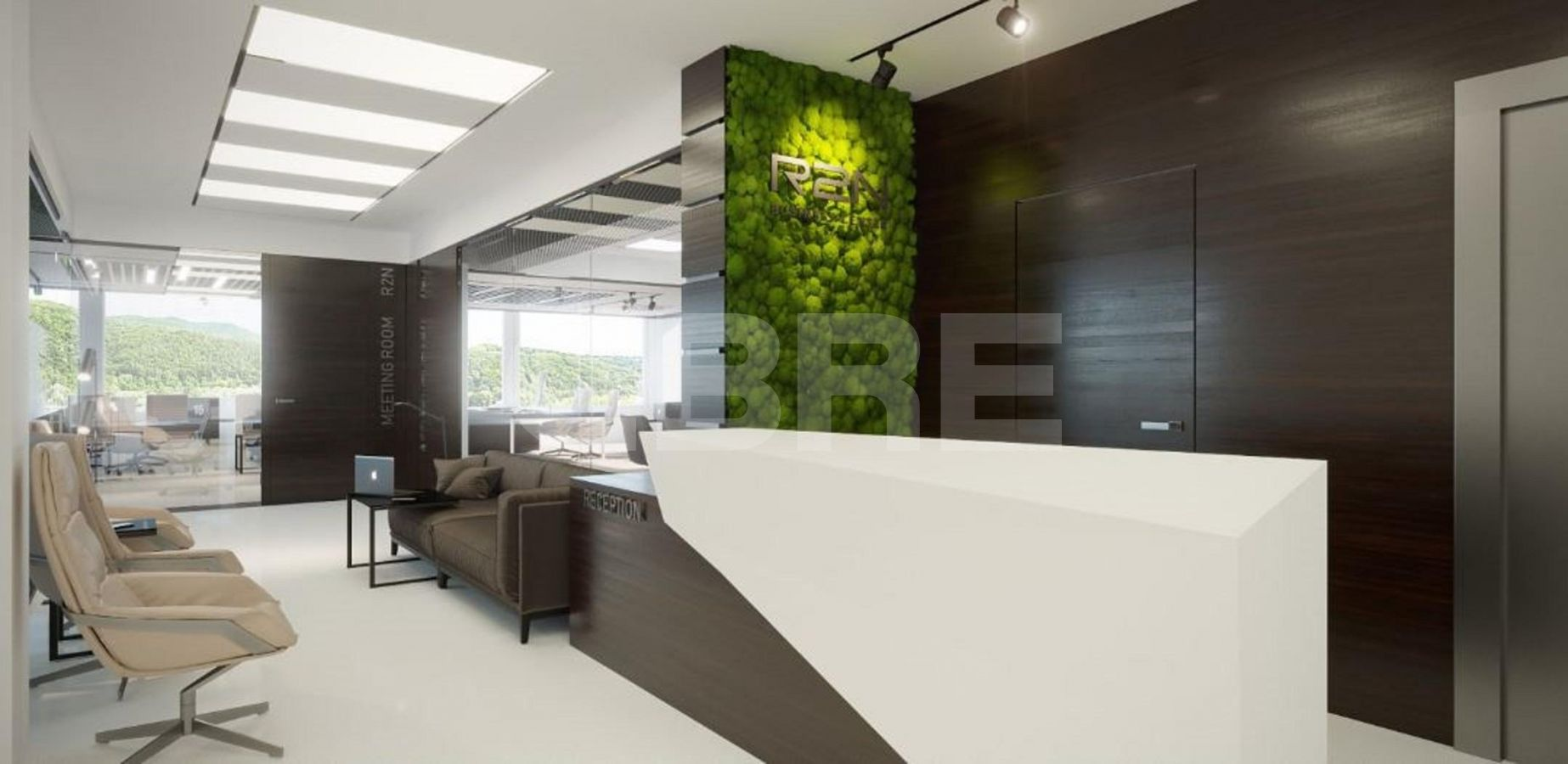 R2N Business Center, Banská Bystrica | Offices for rent by CBRE | 2