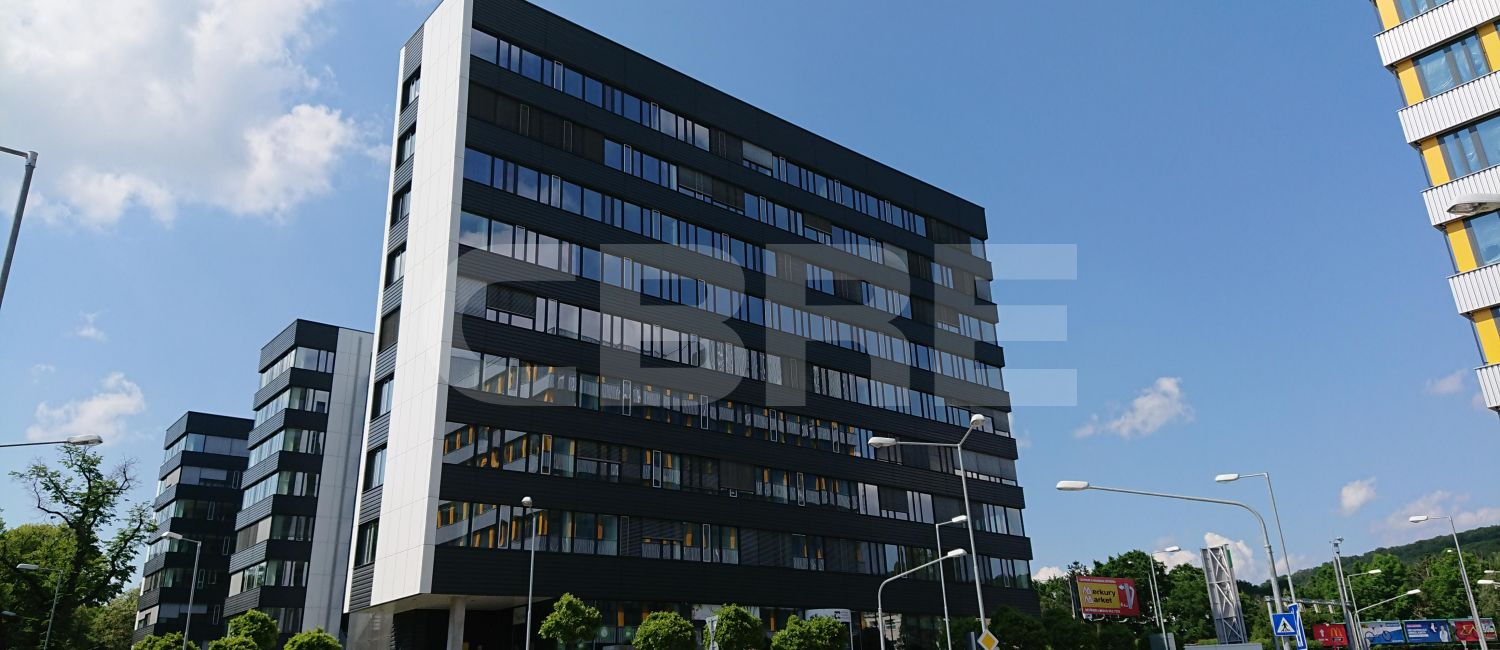 Westend Gate - object A, Bratislava - Karlova Ves | Offices for rent by CBRE