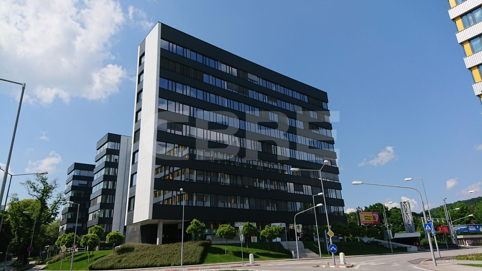 Westend Gate - object A, Bratislava - Karlova Ves | Offices for rent by CBRE | 1