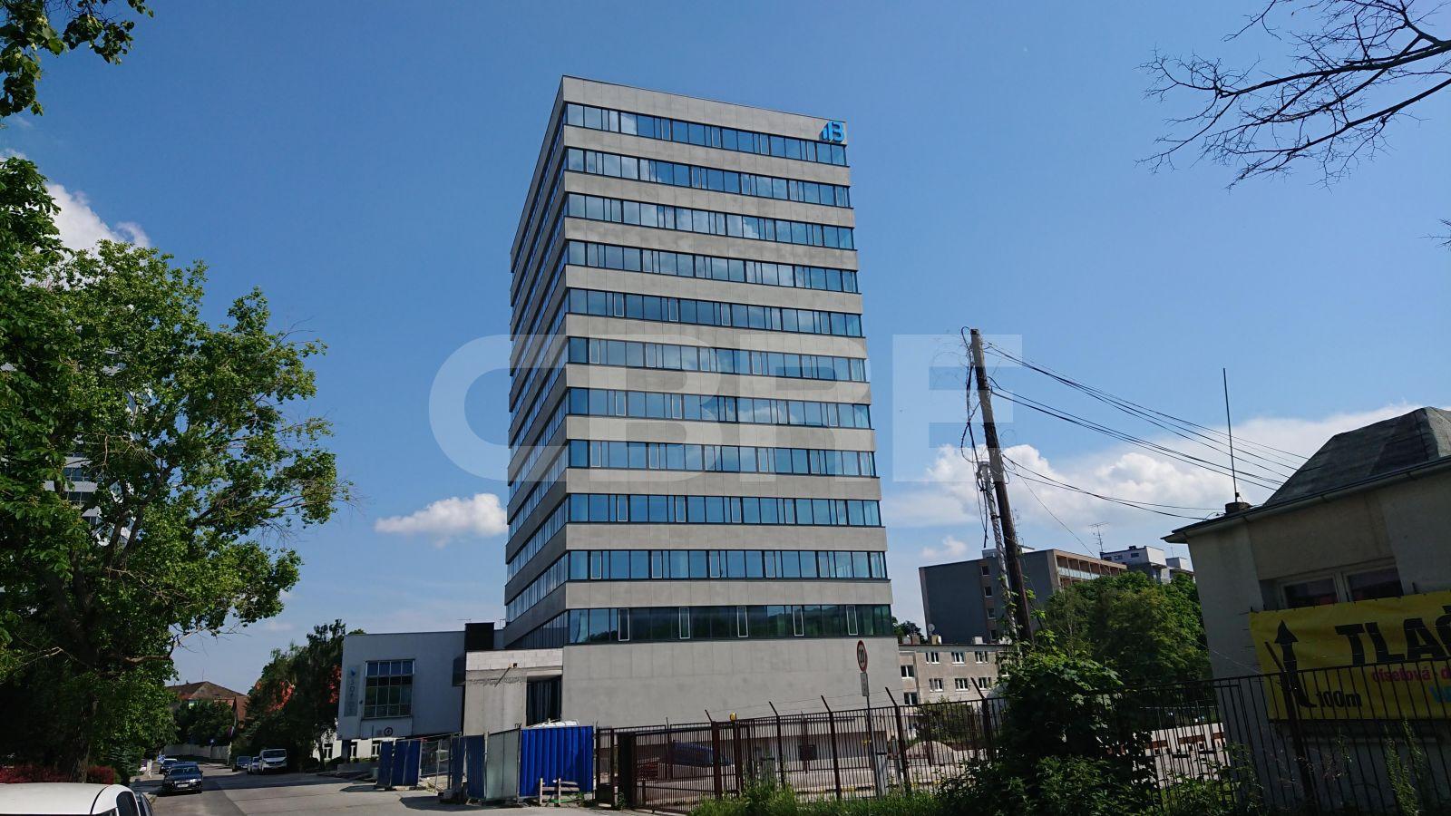 Blumenau, Bratislava - Karlova Ves | Offices for rent by CBRE | 1