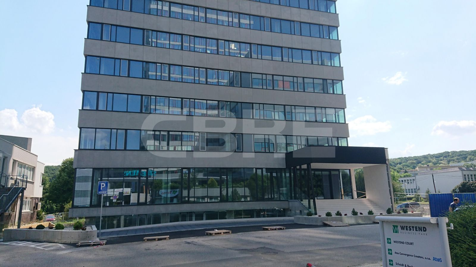 Blumenau, Bratislava - Karlova Ves | Offices for rent by CBRE | 2