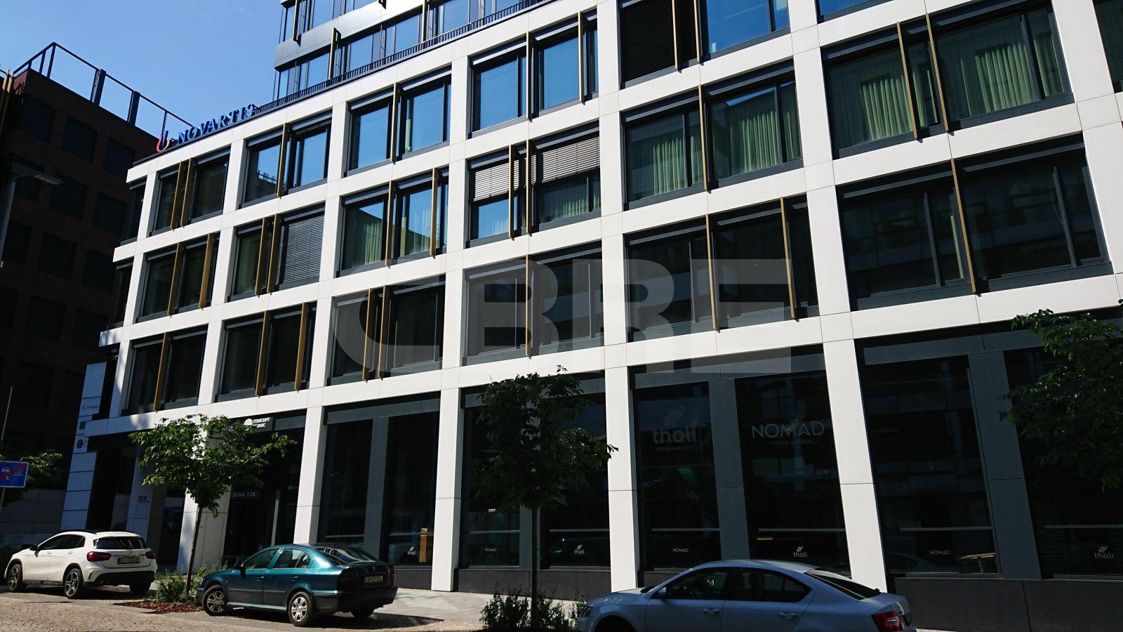 Zuckermandel - Hill Side, Bratislava - Staré Mesto | Prenájom kancelárií od CBRE | 1