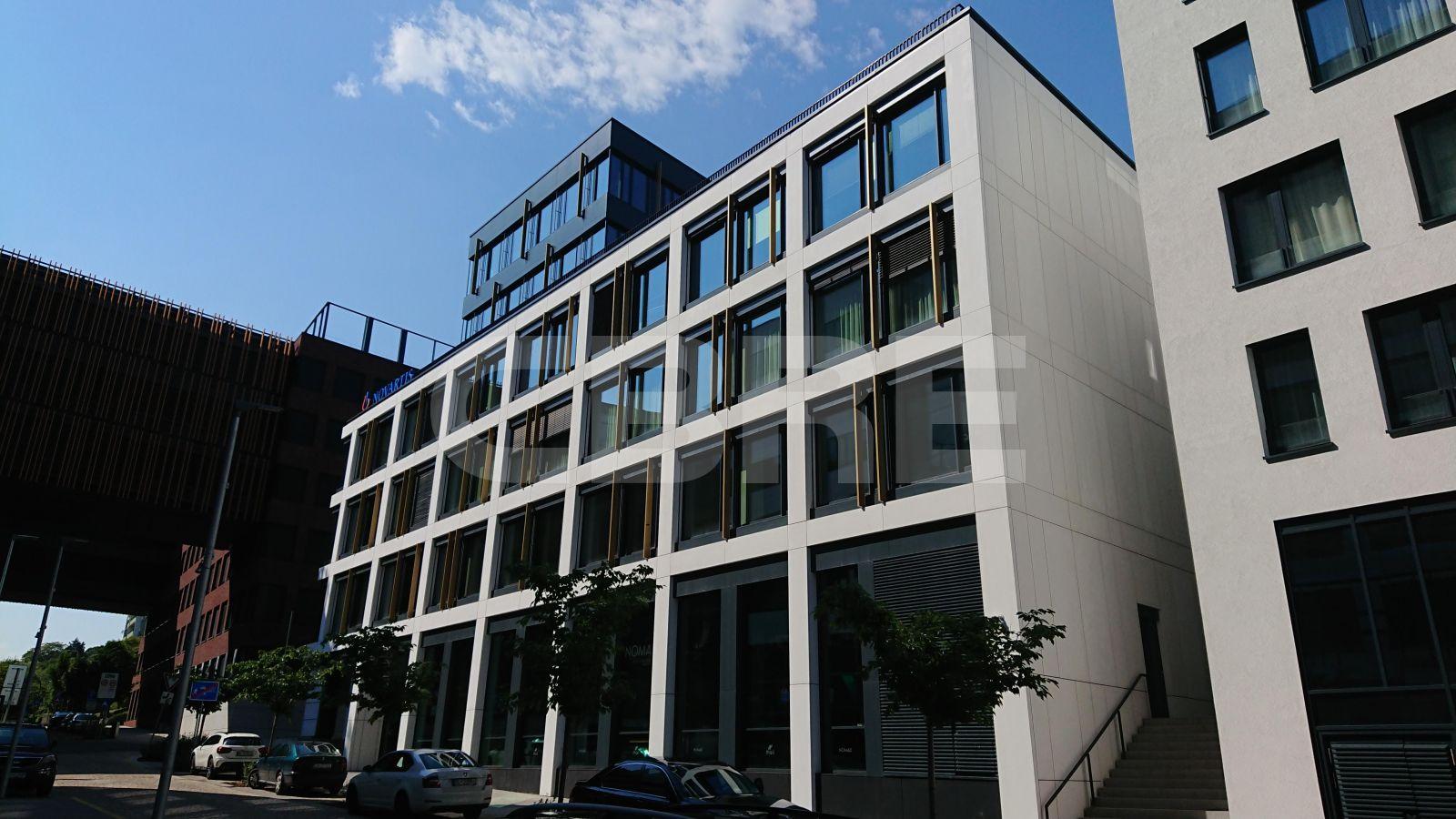 Zuckermandel - Hill Side, Bratislava - Staré Mesto | Prenájom kancelárií od CBRE | 2
