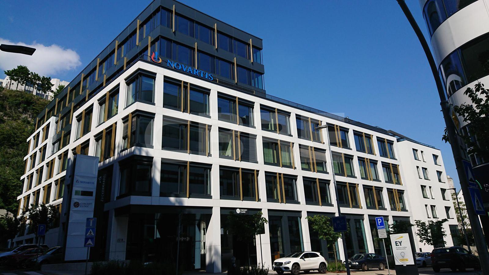 Zuckermandel - Hill Side, Bratislava - Staré Mesto | Prenájom kancelárií od CBRE | 3