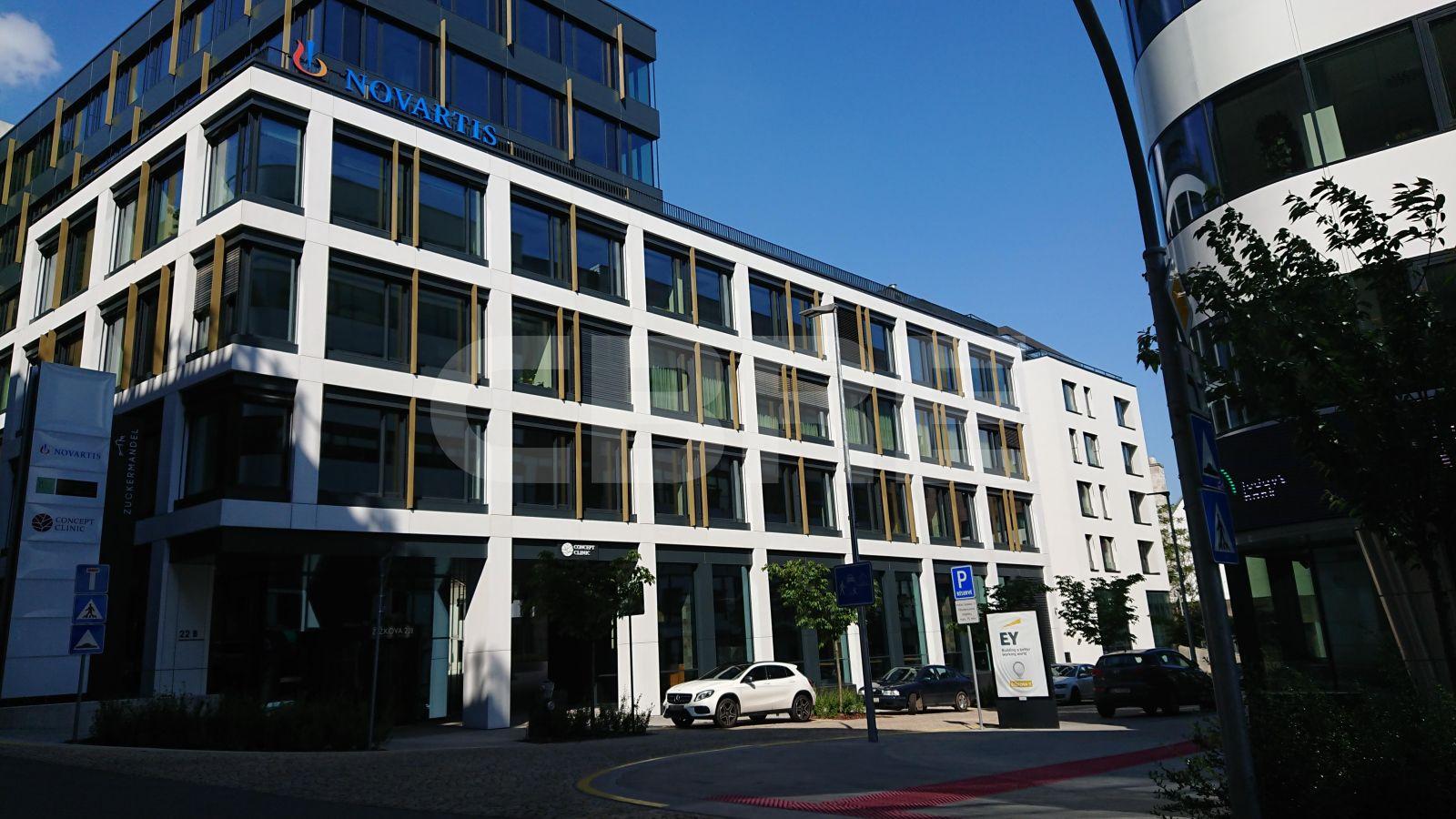 Zuckermandel - Hill Side, Bratislava - Staré Mesto | Prenájom kancelárií od CBRE | 4