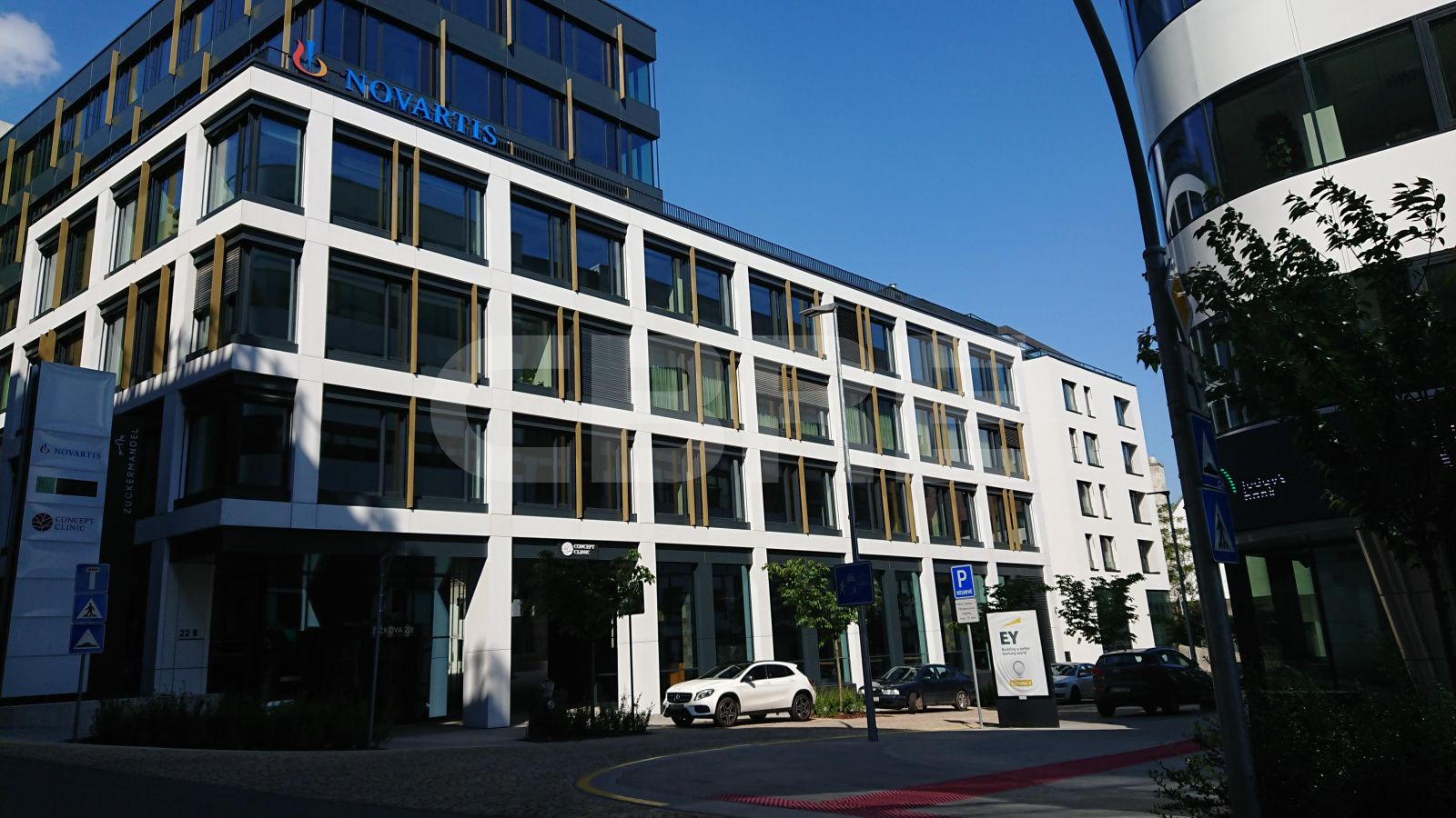 Zuckermandel - Hill Side, Bratislava - Staré Mesto | Offices for rent by CBRE | 4