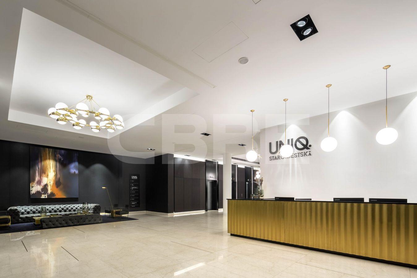 UNIQ, Bratislava - Staré Mesto | Prenájom kancelárií od CBRE | 1