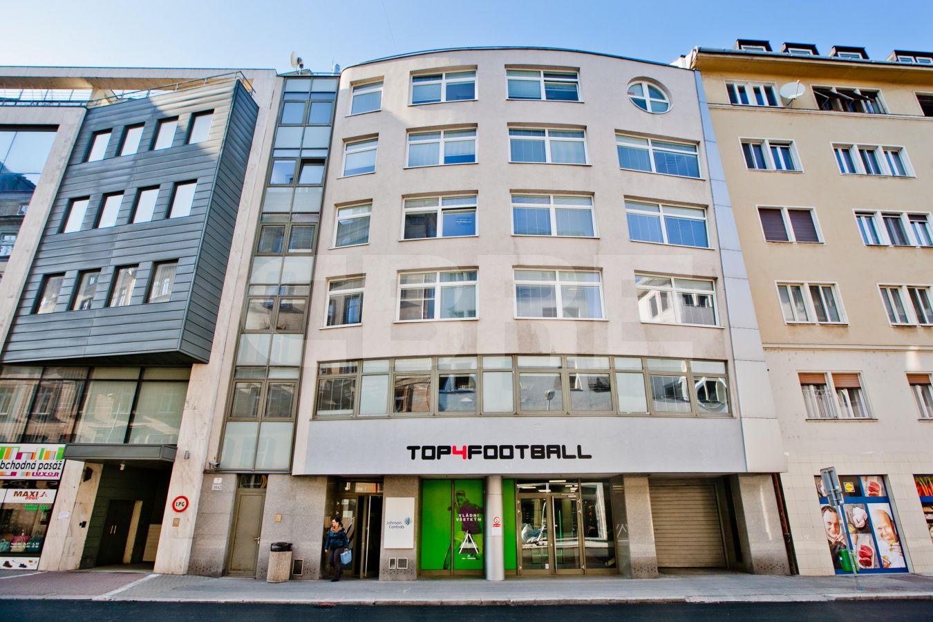 Grosslingova 7, Bratislava - Staré Mesto | Prenájom kancelárií od CBRE | 1