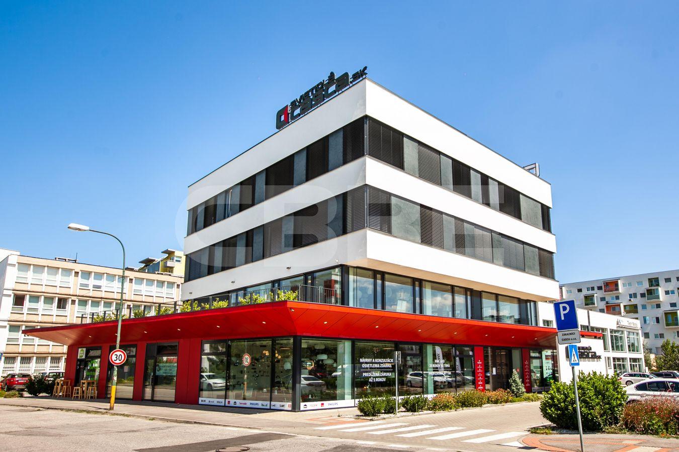 Casca - Ivánska cesta, Bratislava - Ružinov | Offices for rent by CBRE | 2
