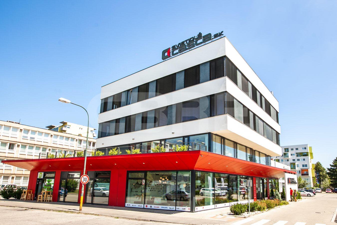 Casca - Ivánska cesta, Bratislava - Ružinov | Offices for rent by CBRE | 3