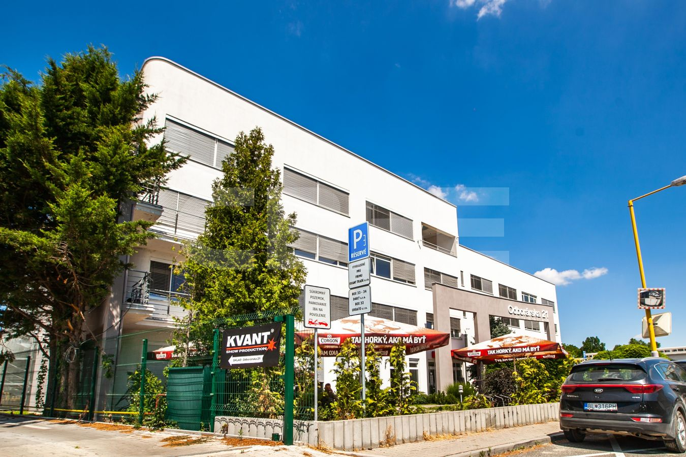 Odborárska 21, Bratislava - Nové Mesto | Prenájom kancelárií od CBRE | 1