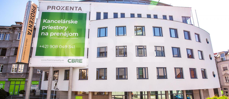 Vysoká 9, Bratislava - Staré Mesto | Offices for rent by CBRE