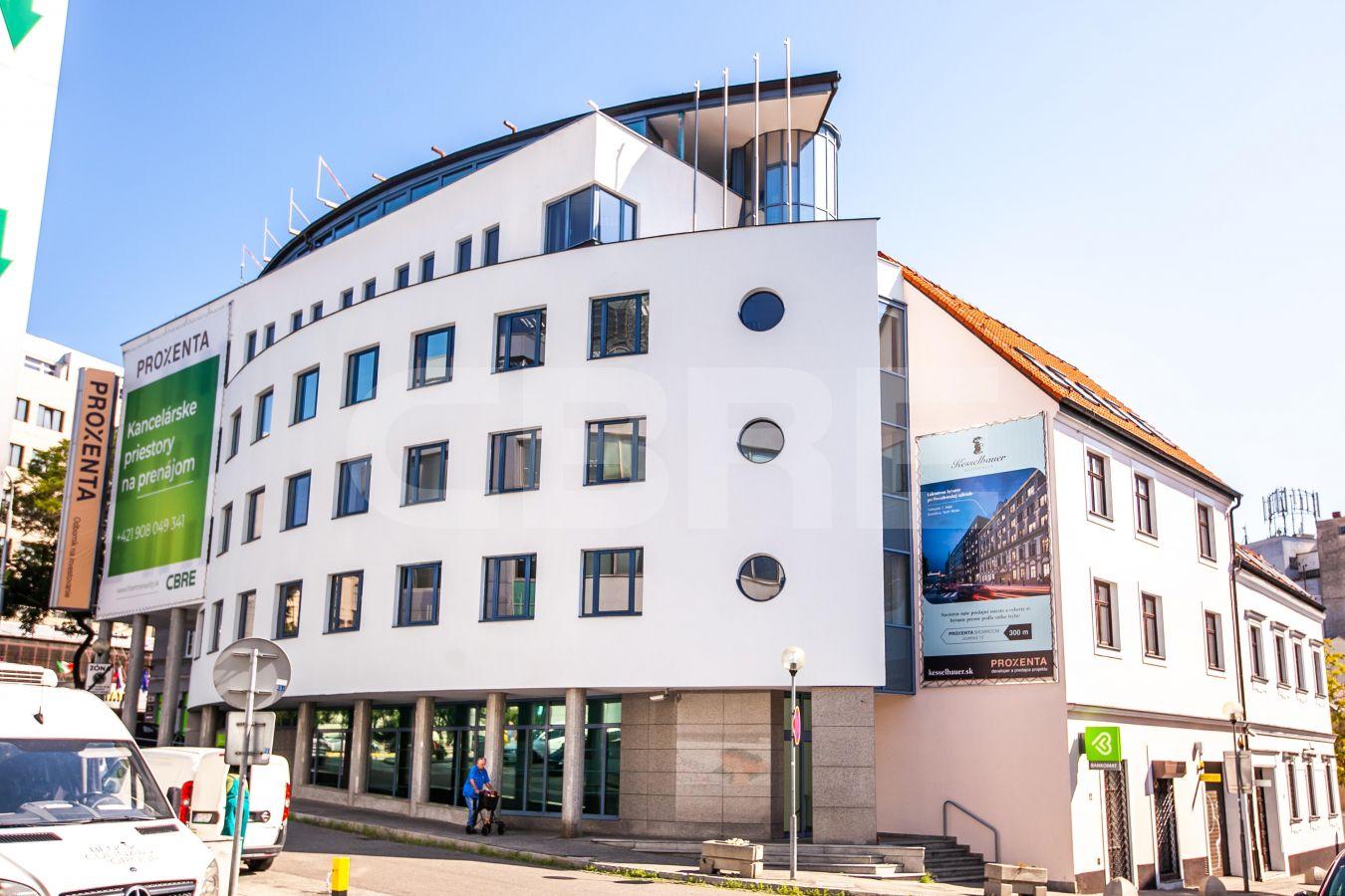 Vysoká 9, Bratislava - Staré Mesto | Offices for rent by CBRE | 1