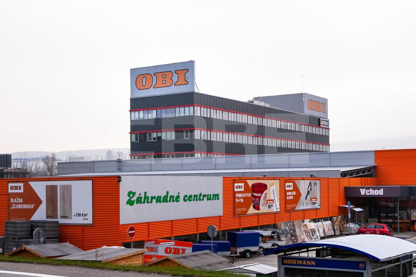 Hodonínska 25, Bratislava - Lamač | Prenájom kancelárií od CBRE | 2