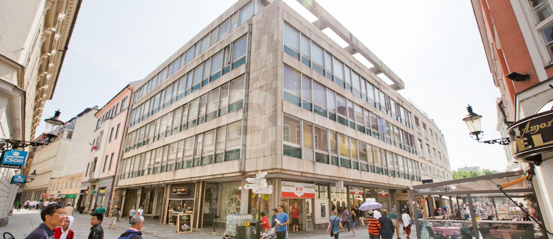 Laurínska 2, Bratislava - Staré Mesto   Prenájom kancelárií od CBRE