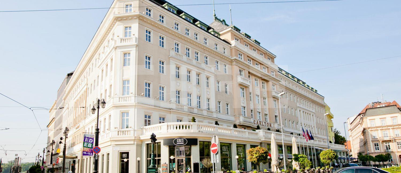 Carlton Savoy 4, Bratislava - Staré Mesto | Offices for rent by CBRE
