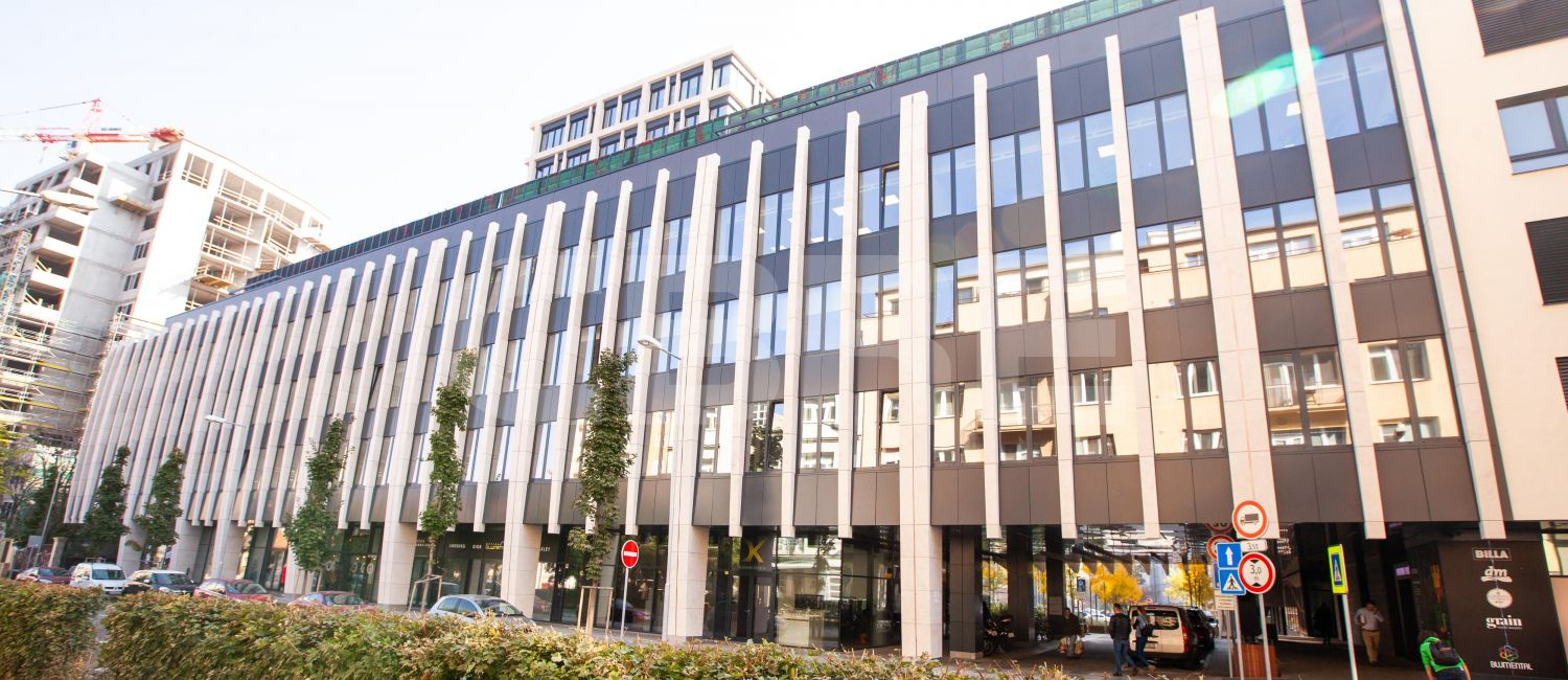 Blumental - Office Part - Phase I, Bratislava - Staré Mesto | Offices for rent by CBRE