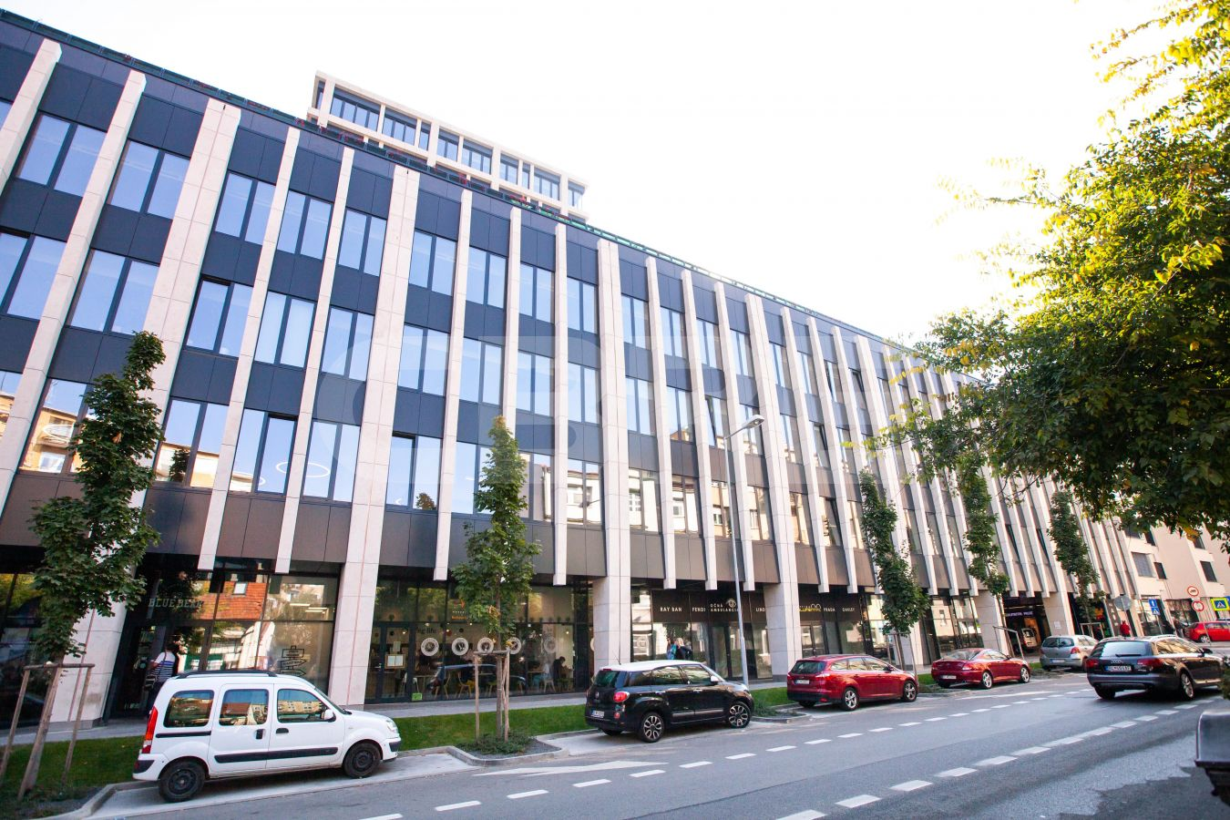 Blumental - Office Part - Phase I, Bratislava - Staré Mesto | Offices for rent by CBRE | 3