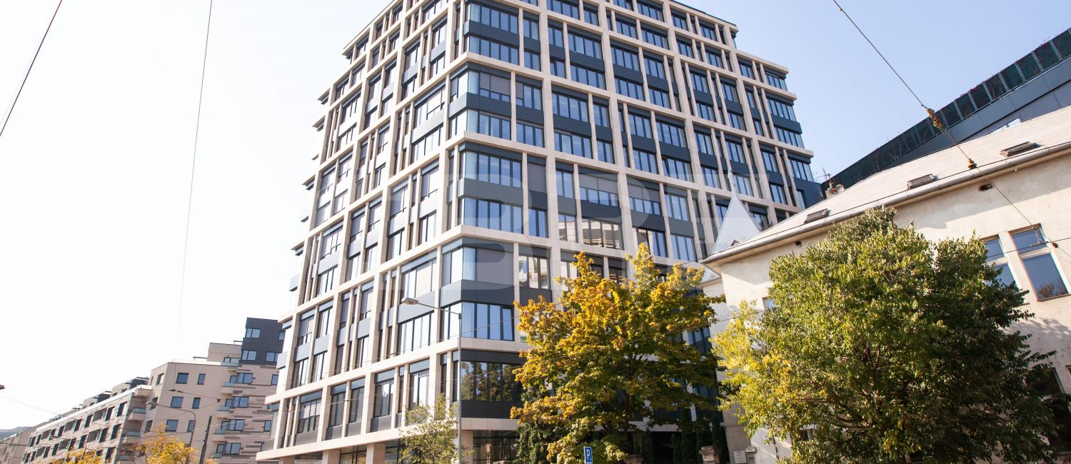 Blumental - Office Part - Phase II, Bratislava - Staré Mesto | Offices for rent by CBRE