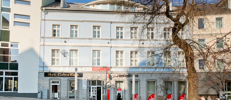 Hurbanovo námestie 1, Bratislava - Staré Mesto | Prenájom kancelárií od CBRE