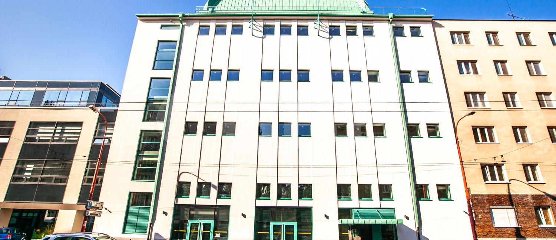 SPILKA Offices, Legionárska, Bratislava - Staré Mesto   Prenájom kancelárií od CBRE