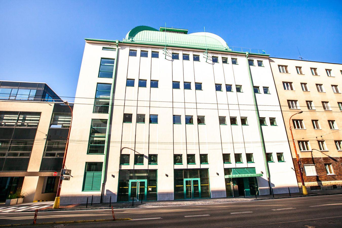 SPILKA Offices, Legionárska, Bratislava - Staré Mesto   Prenájom kancelárií od CBRE   1