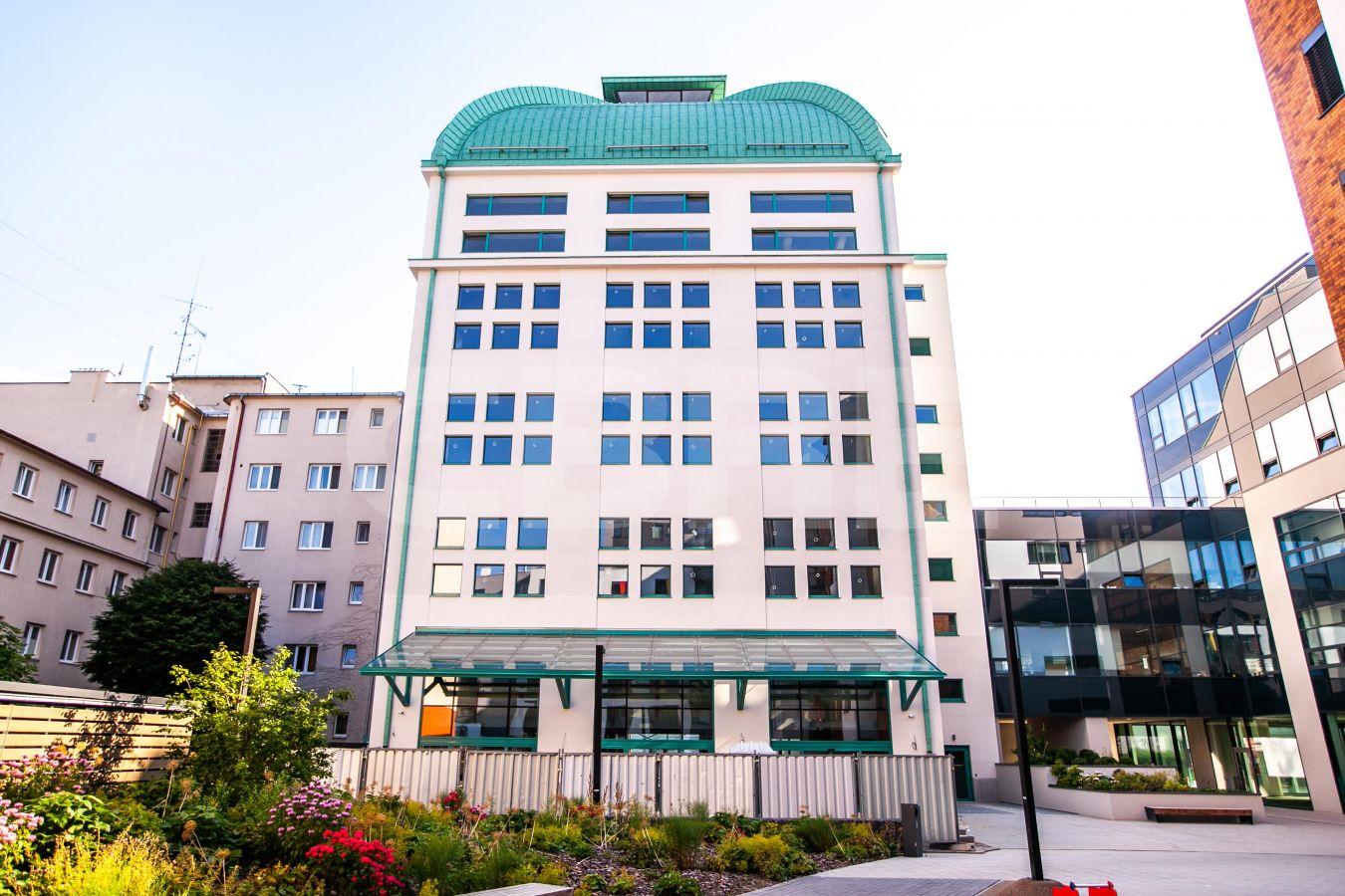 SPILKA Offices, Legionárska, Bratislava - Staré Mesto   Prenájom kancelárií od CBRE   2