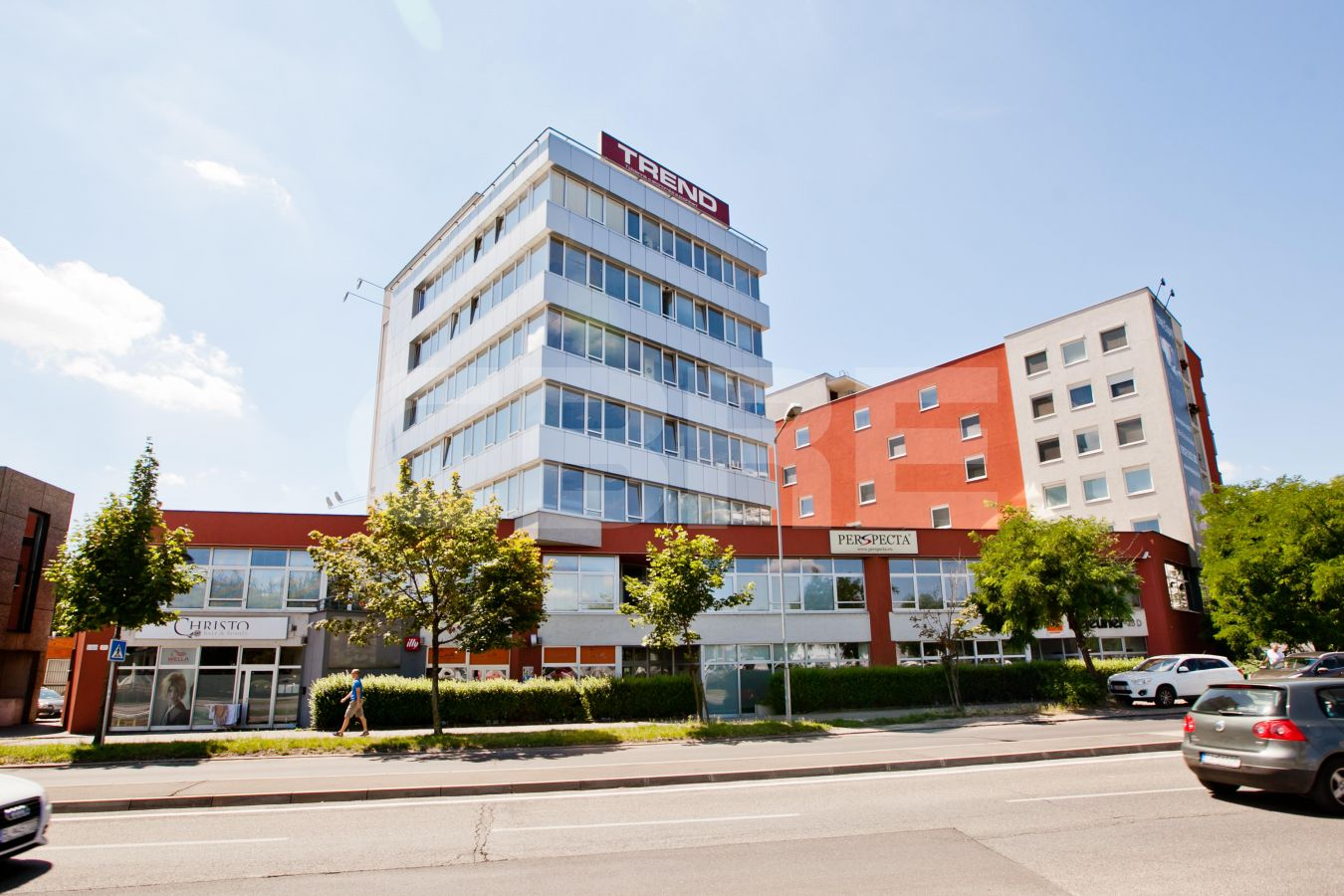 Best - Tomášikova, Bratislava - Ružinov | Prenájom kancelárií od CBRE | 1
