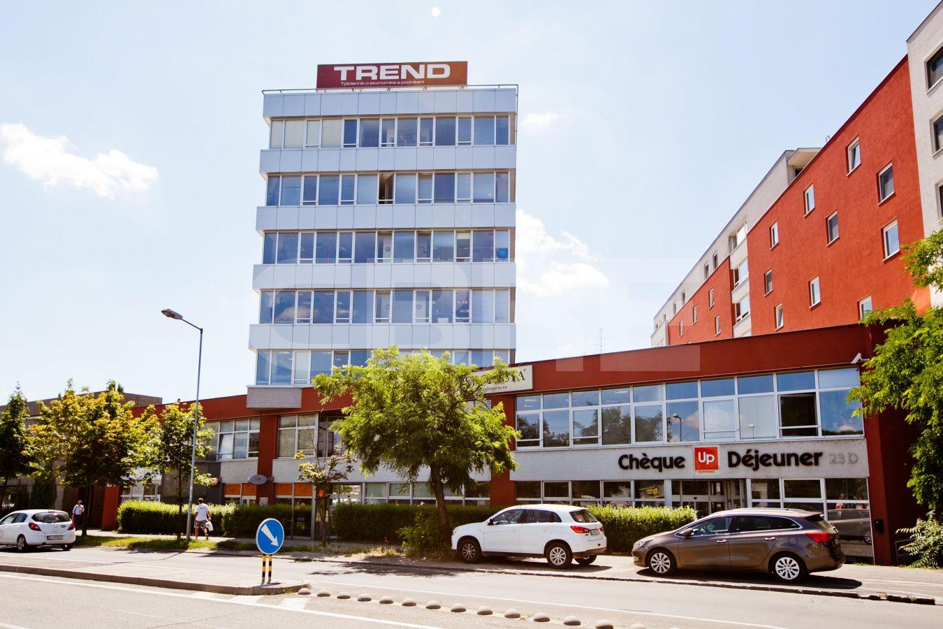 Best - Tomášikova, Bratislava - Ružinov | Prenájom kancelárií od CBRE | 2
