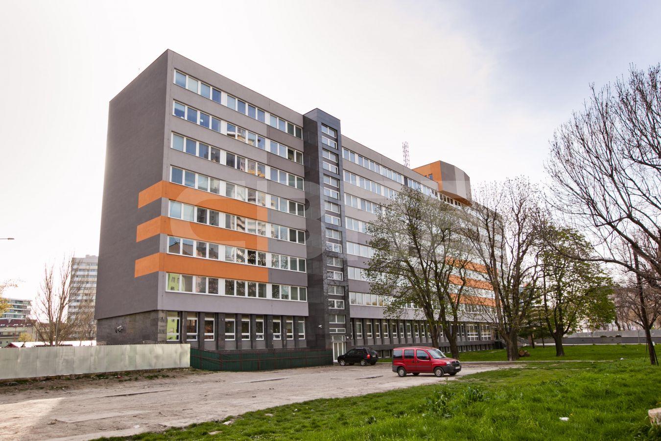 Kovoprojekt, Bratislava - Ružinov | Prenájom kancelárií od CBRE | 1