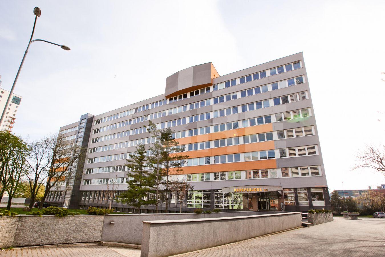Kovoprojekt, Bratislava - Ružinov | Prenájom kancelárií od CBRE | 2