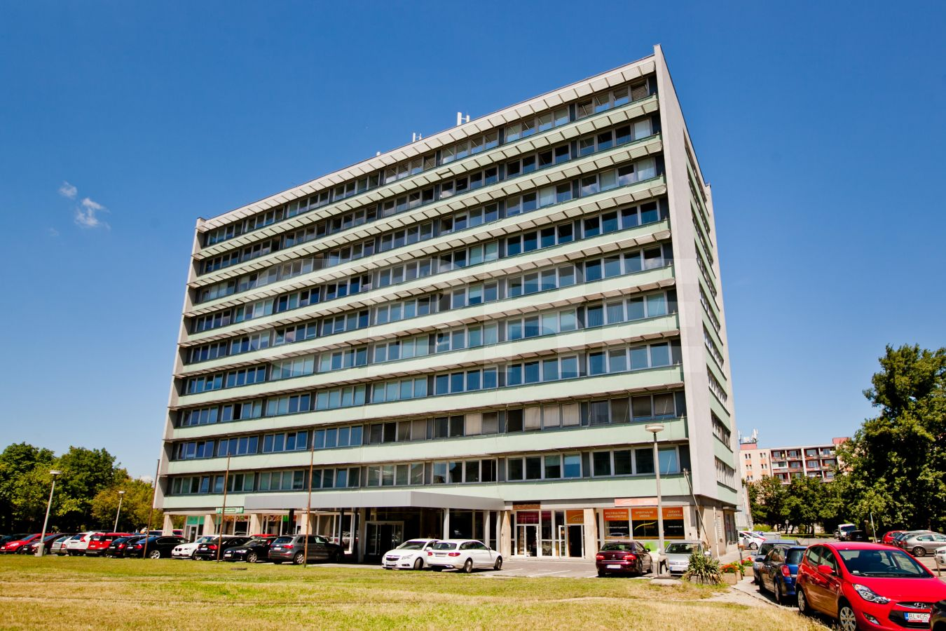 Drieňová 27 - Doprastav, Bratislava - Ružinov | Prenájom kancelárií od CBRE | 4