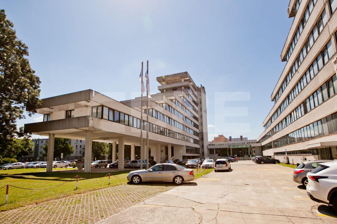 Kerametal, Bratislava - Ružinov | Offices for rent by CBRE | 1