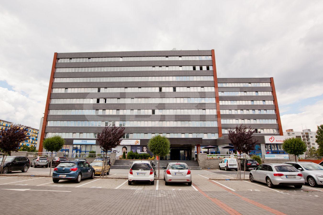 Seberíniho 1, Bratislava - Ružinov | Offices for rent by CBRE | 4