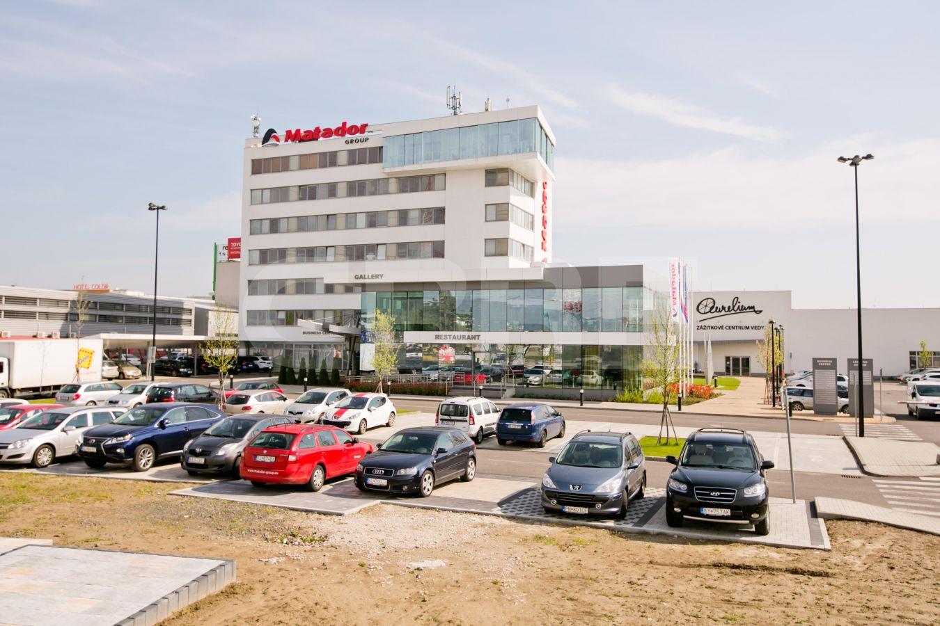 Matador, Bratislava - Nové Mesto | Prenájom kancelárií od CBRE | 1