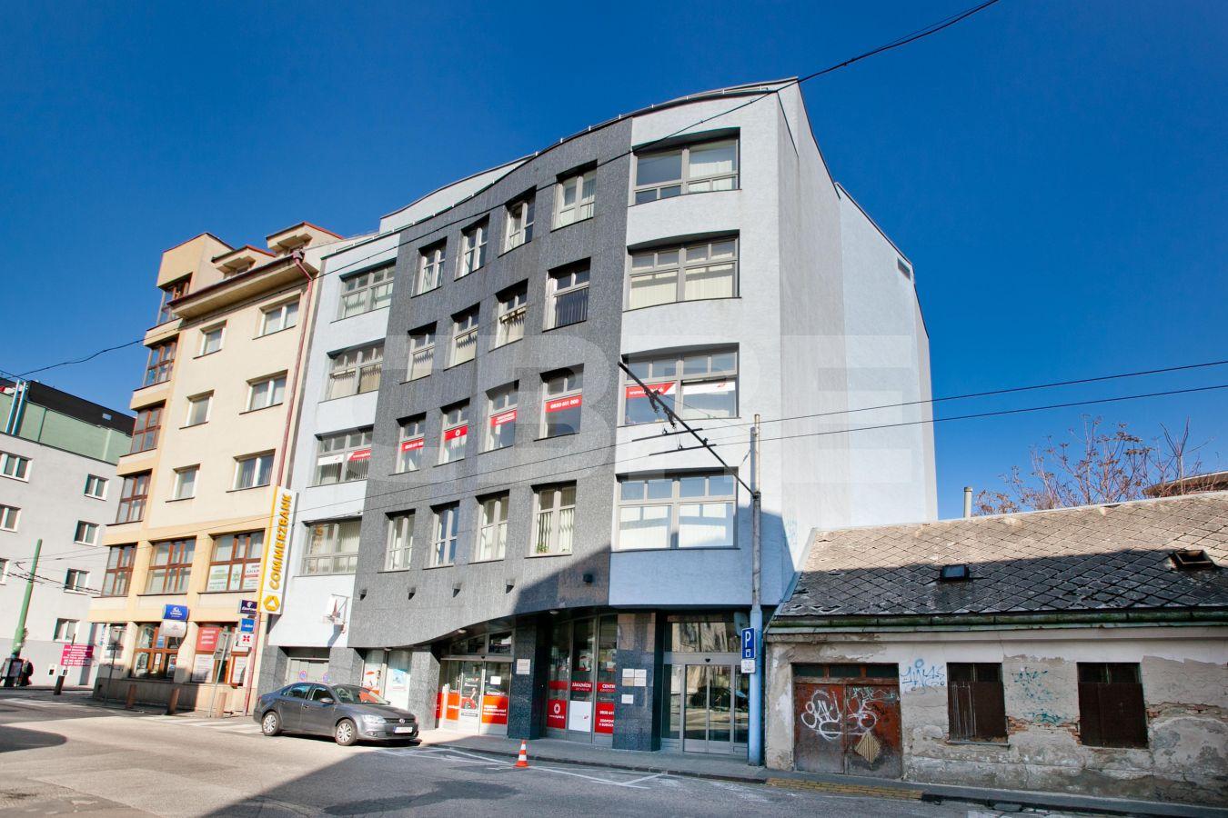 AB Rajská 15/A, Bratislava - Staré Mesto | Prenájom kancelárií od CBRE | 1