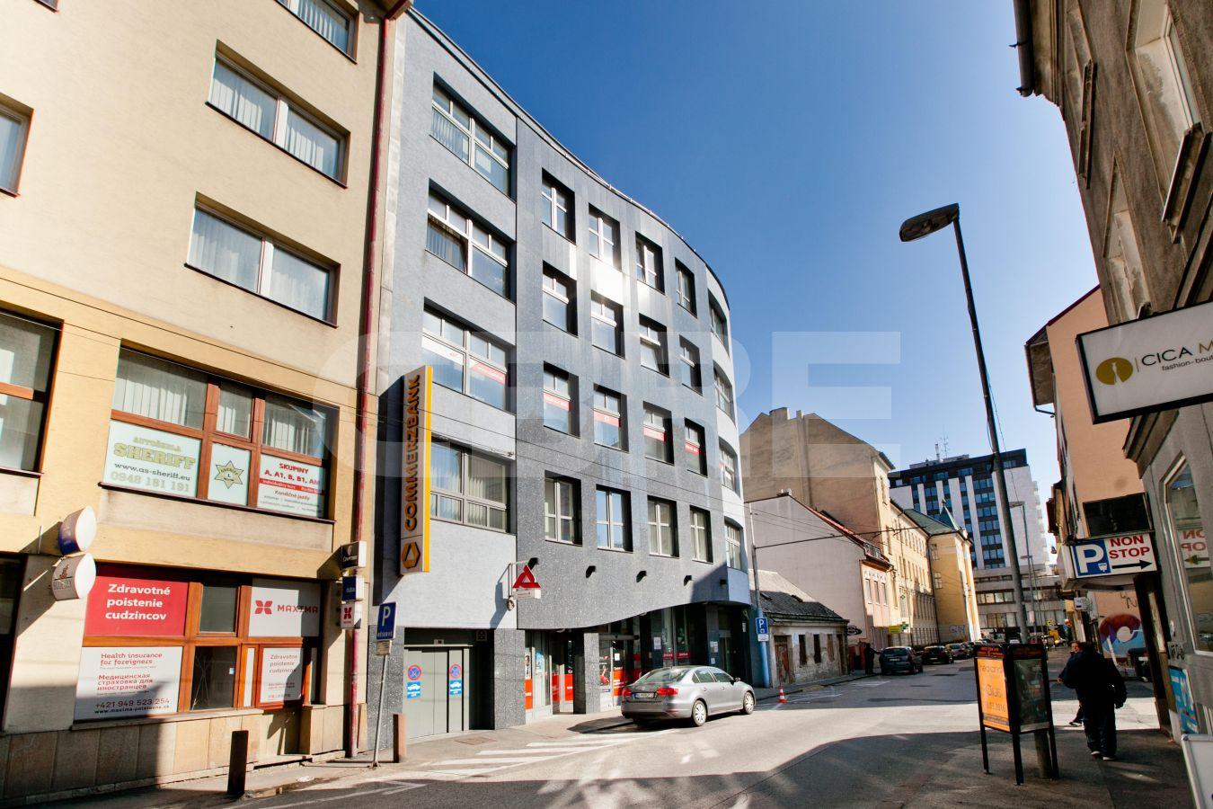 AB Rajská 15/A, Bratislava - Staré Mesto | Offices for rent by CBRE | 2