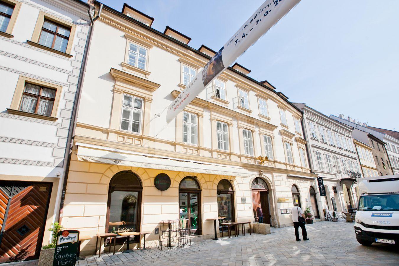 Panská 14, Bratislava - Staré Mesto | Offices for rent by CBRE | 1