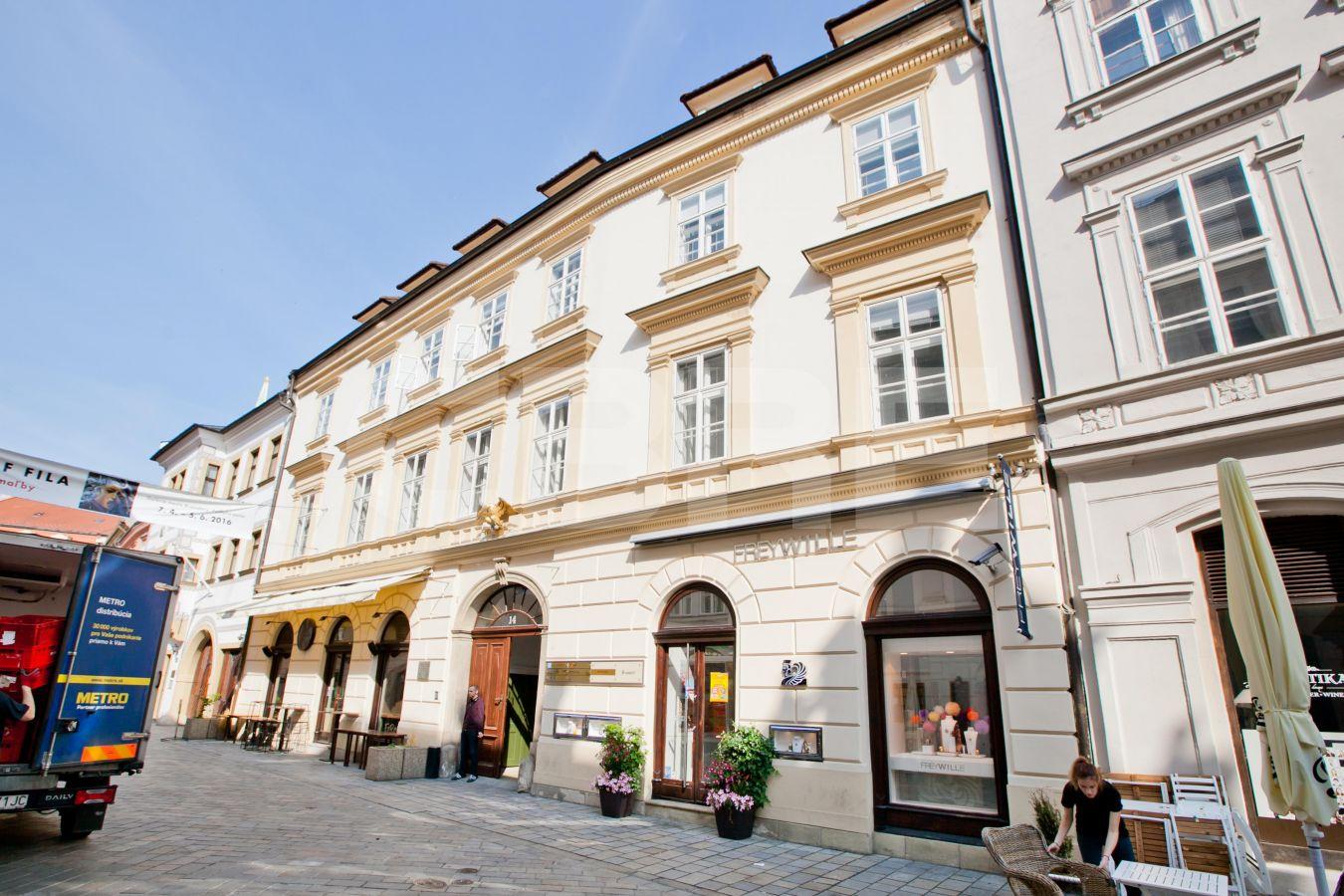 Panská 14, Bratislava - Staré Mesto | Offices for rent by CBRE | 2