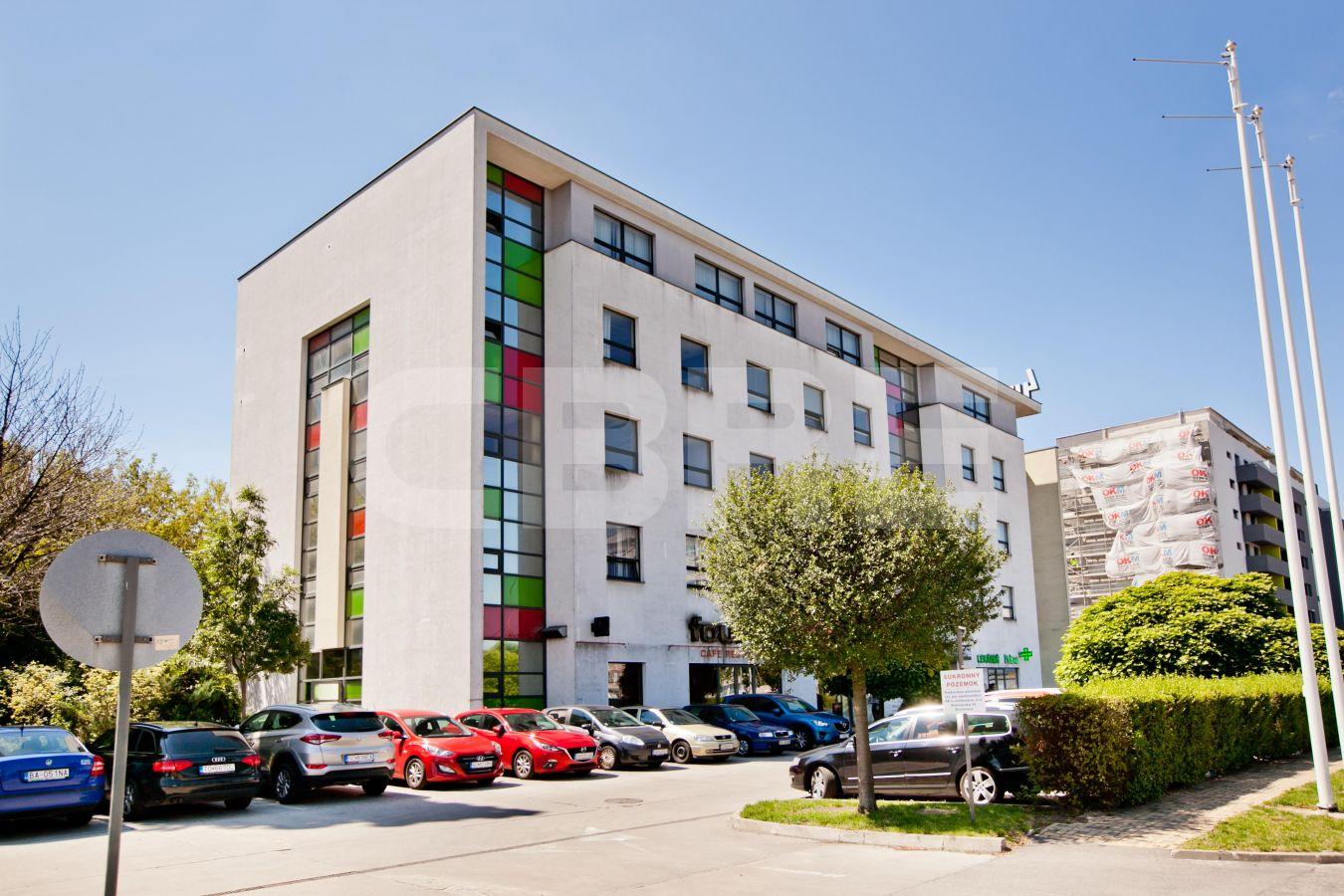 Ružinovská 1, Bratislava - Ružinov | Offices for rent by CBRE | 1