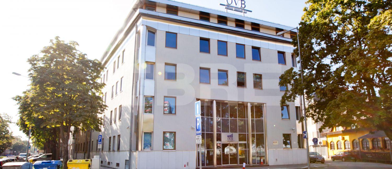 AB Kukuričná 8, Bratislava - Nové Mesto | Prenájom kancelárií od CBRE