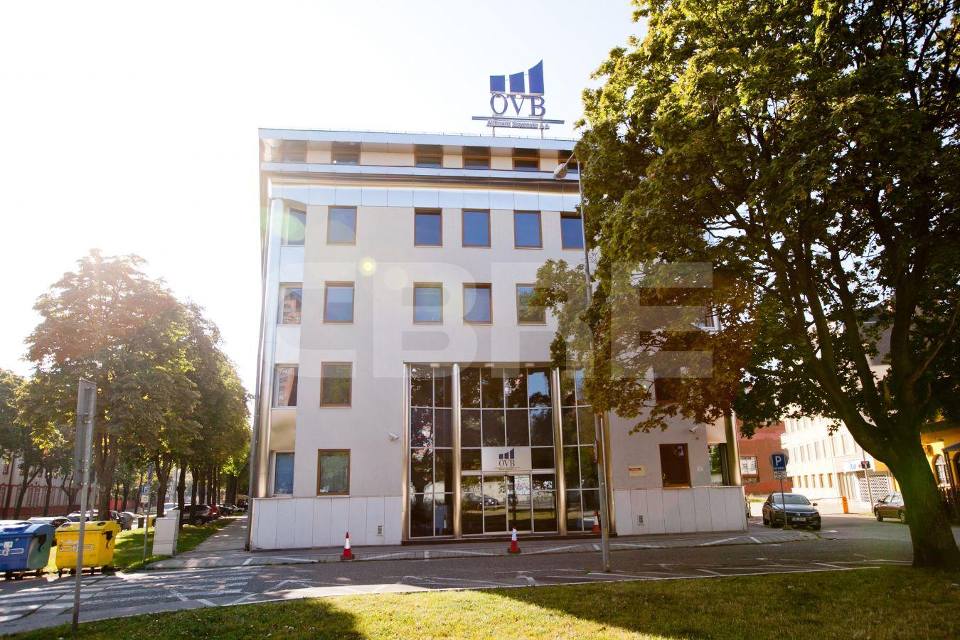 AB Kukuričná 8, Bratislava - Nové Mesto | Prenájom kancelárií od CBRE | 1