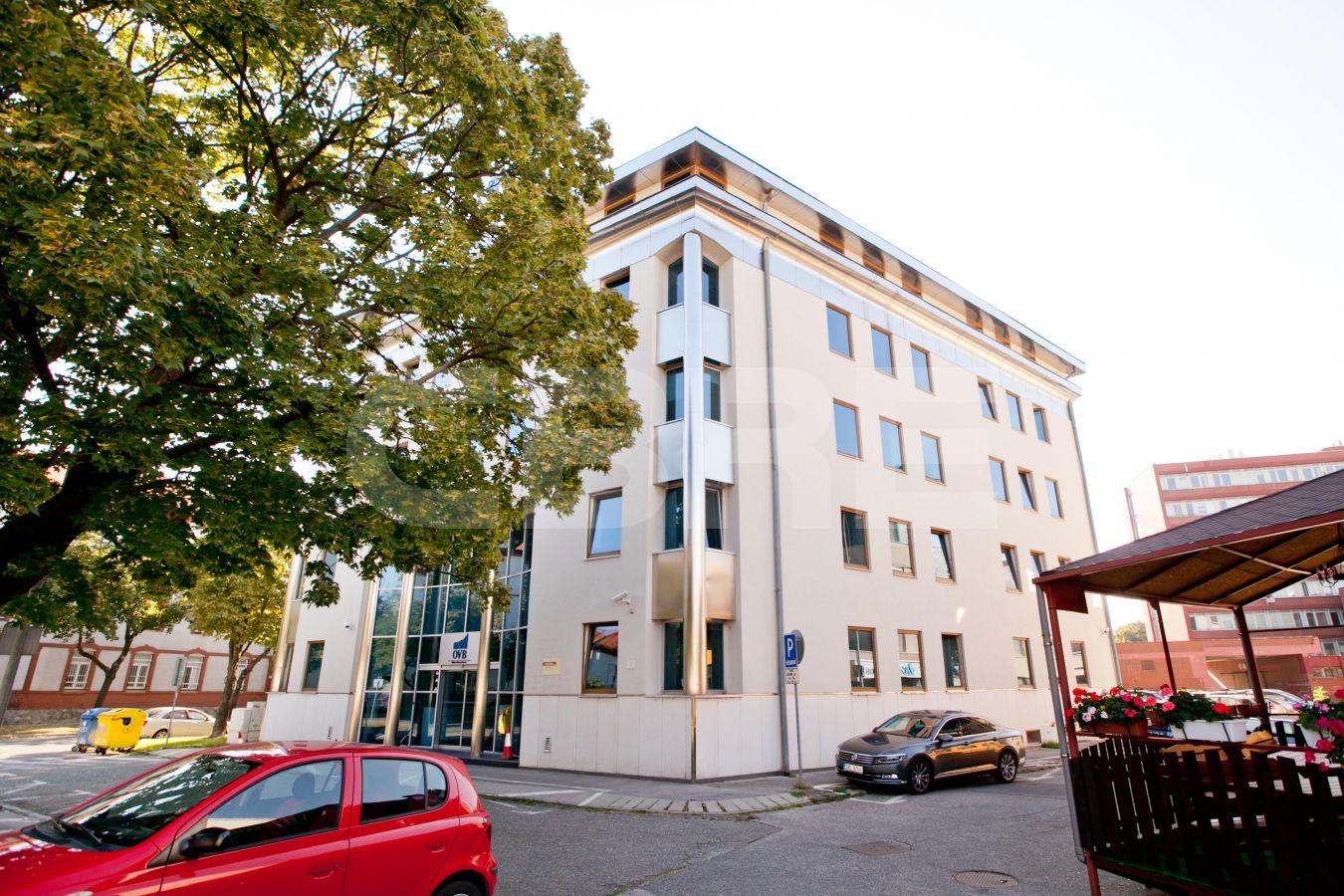 AB Kukuričná 8, Bratislava - Nové Mesto | Offices for rent by CBRE | 2