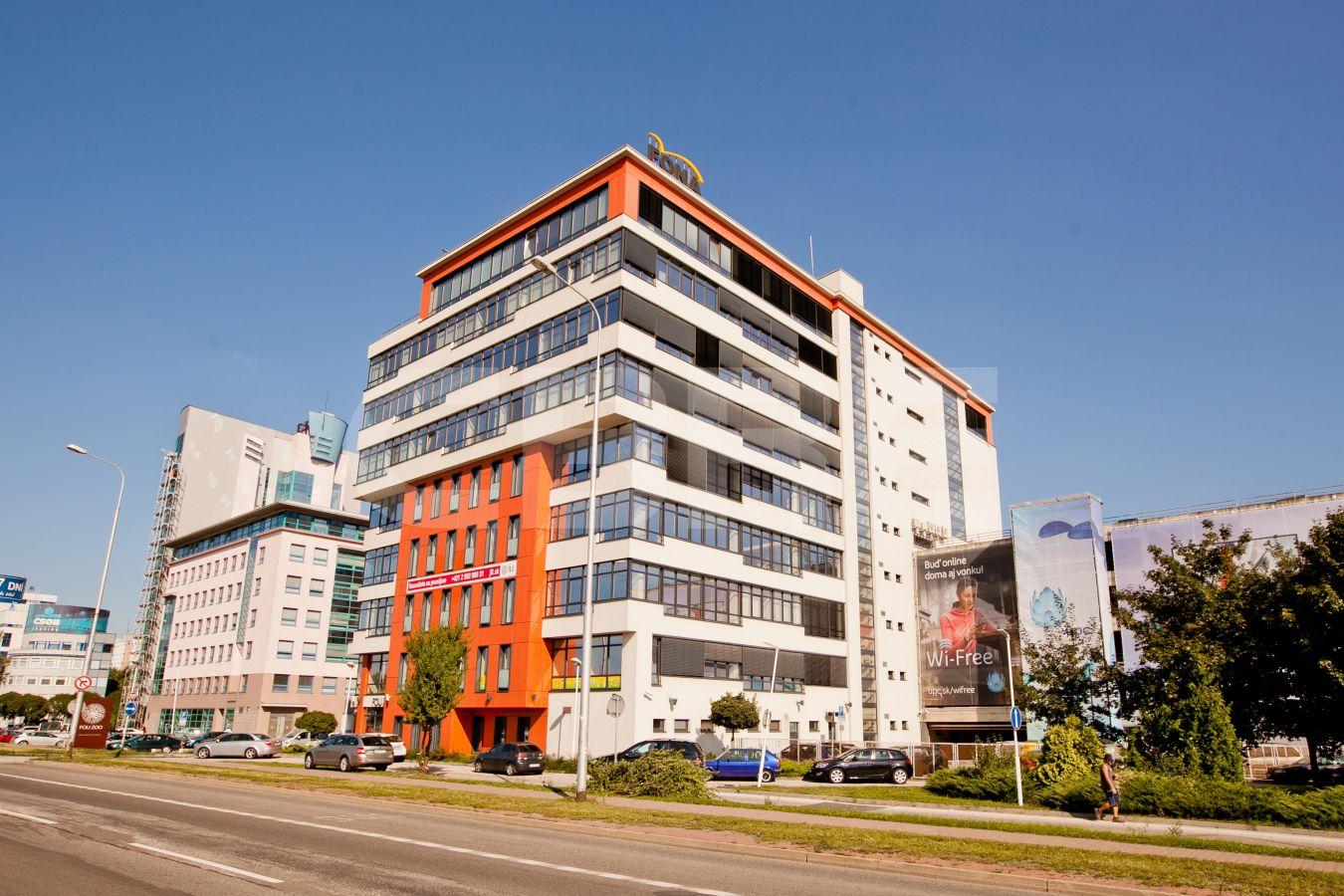 Central V, Bratislava - Petržalka | Prenájom kancelárií od CBRE | 2
