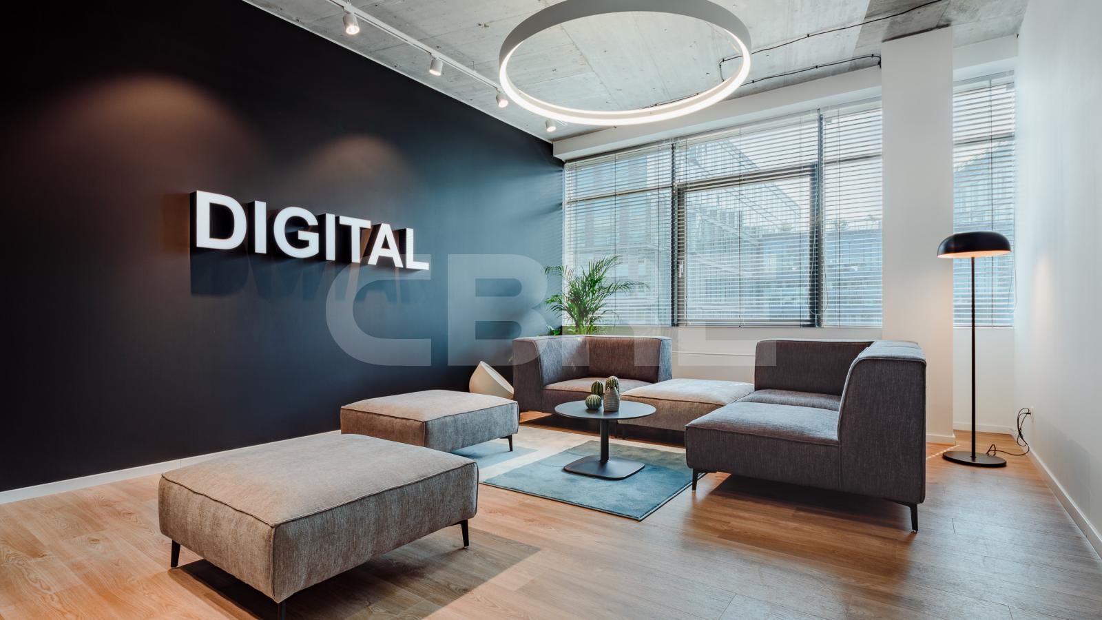 Digital Park Phase I, Bratislava - Petržalka | Prenájom kancelárií od CBRE | 1