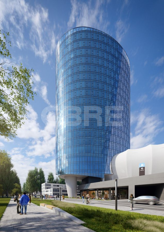 Tower 5, Bratislava - Nové Mesto | Offices for rent by CBRE | 1