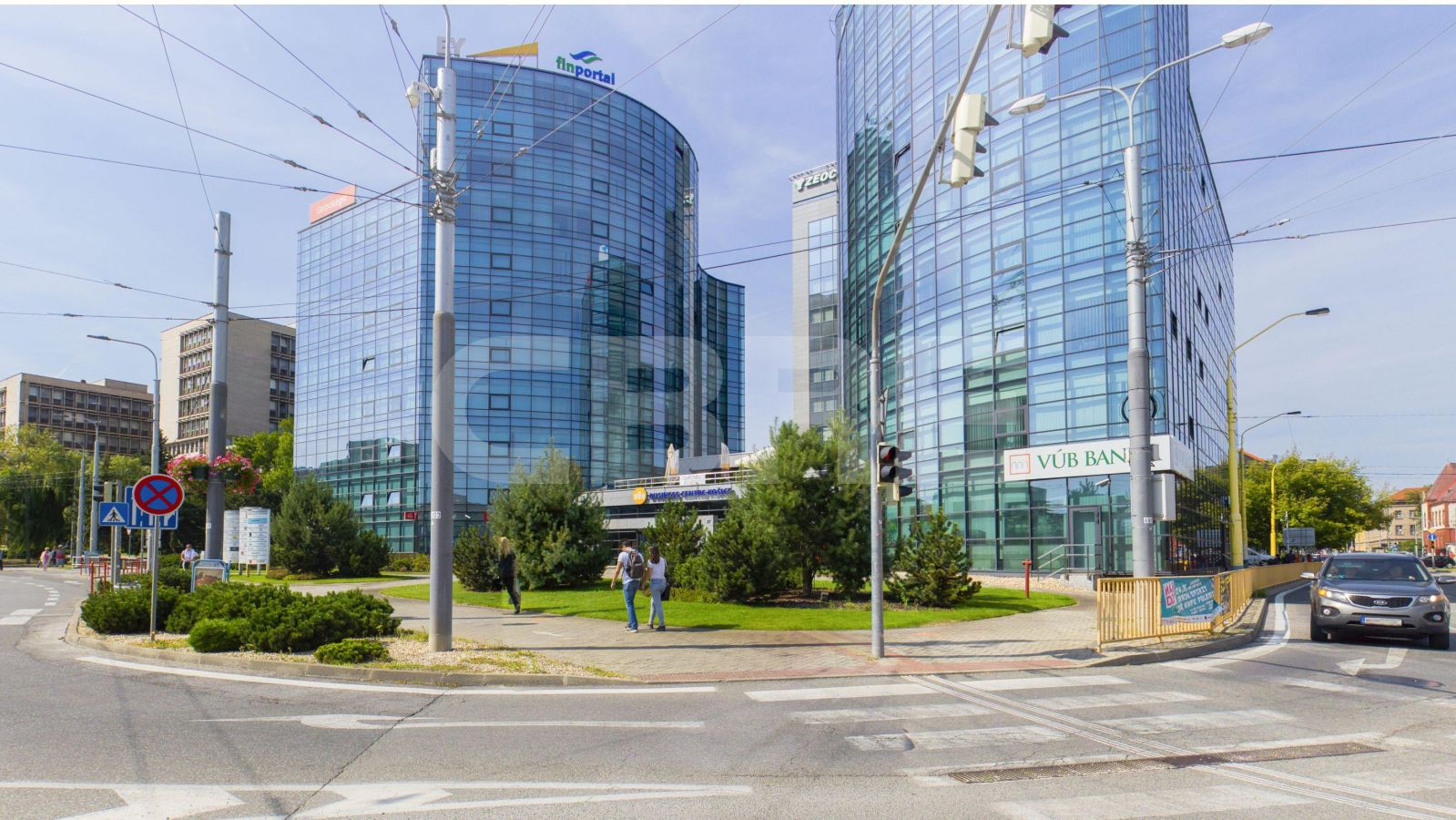 Business Center Košice II, Košice - Staré Mesto | Offices for rent by CBRE | 2